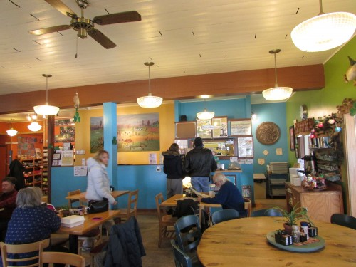 Spring Green General Store cafe