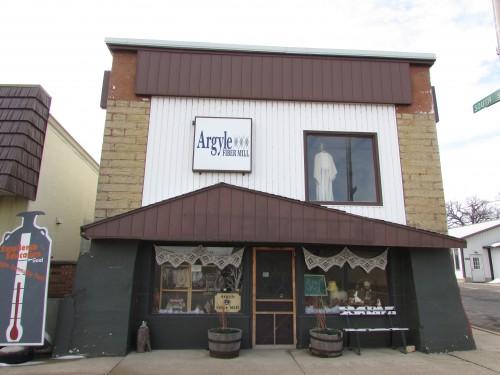 Argyle Fiber Mill store