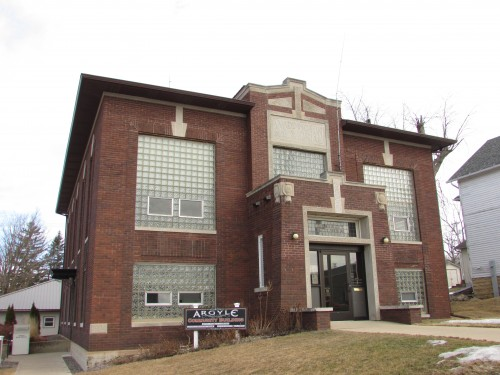 Argyle Community Center-Waddington Hall