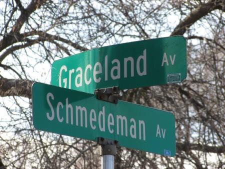 Graceland Ave