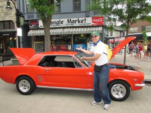 Al and car