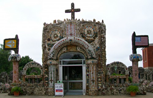 Main Grotto Structure
