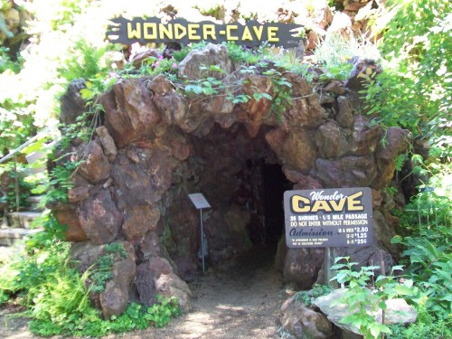 Wonder Cave at Rudolph Grotto