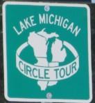 Circle Tour sign