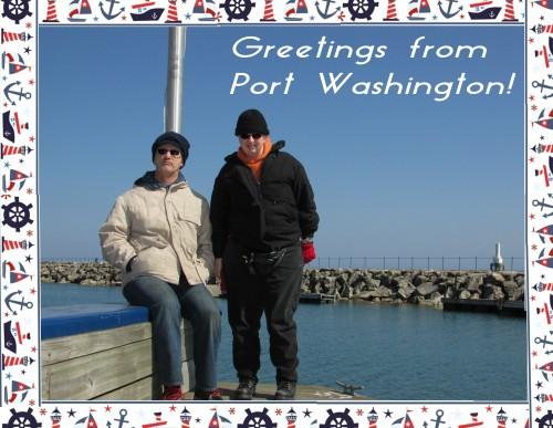 Greetings From Port Washington