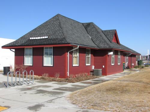 West Bend Depot