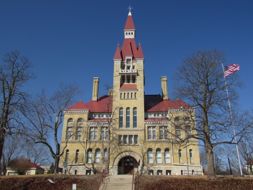 West Bend Historic Courthouse