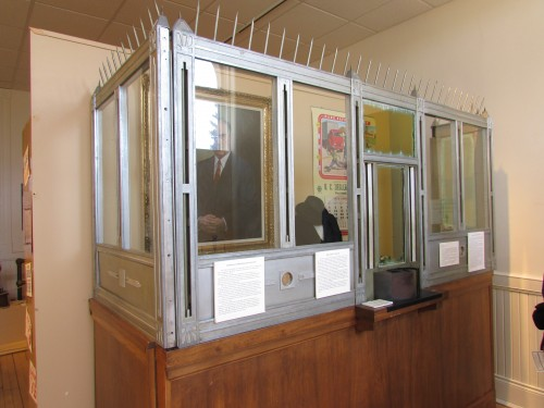 West Bend Bank booth