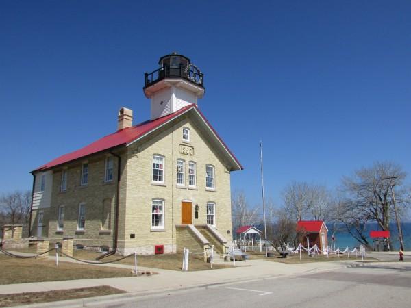 1860 Light Station Port Washington