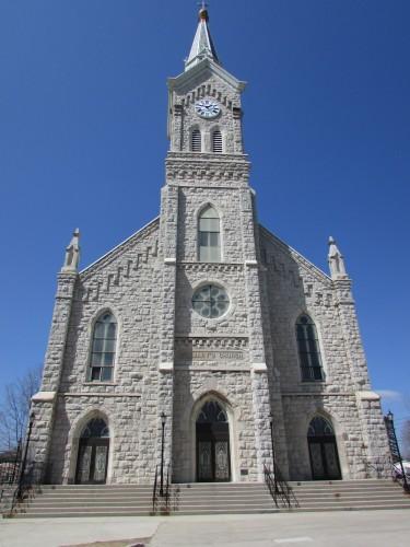 St. Mary's Church in Port Washington