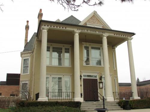 Ansel B. Cook House