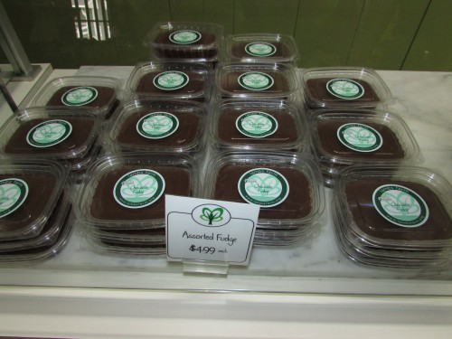 Lambs Farm fudge