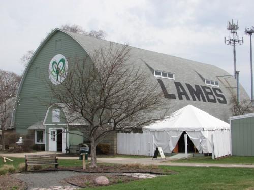 Lambs Farm main barn