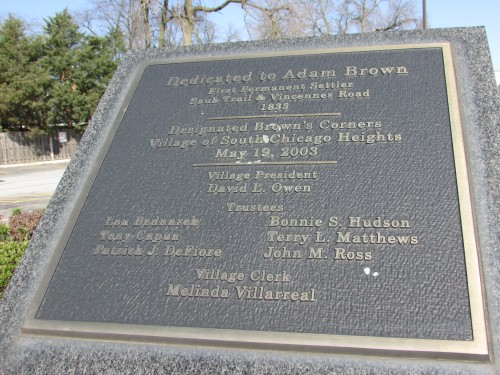 Adam Smith marker