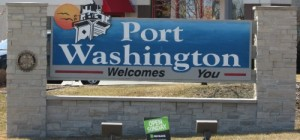 Port Washington sign