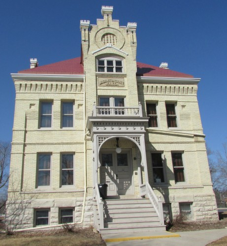 West Bend historic jail