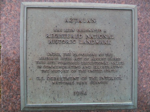 Aztalan Historic Landmark