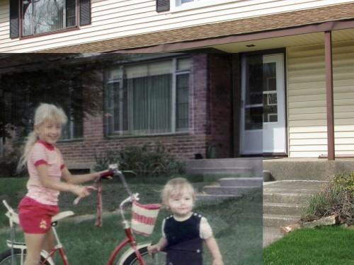 153 Hemlock 1974 and 2014