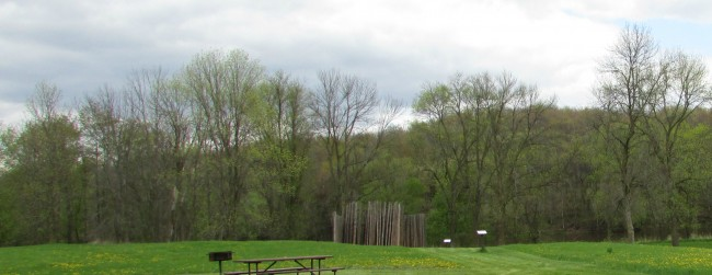 Aztalan 2nd stockade