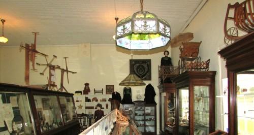 Aztalan Museum inside crop