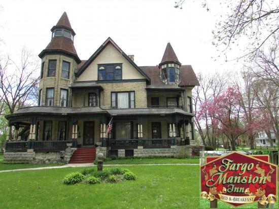 Fargo Mansion Inn