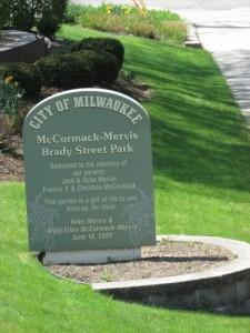 McCormack-Mervis Brady Street Park