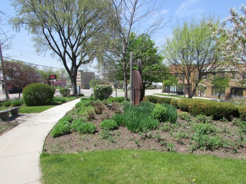 Brady Street Park Milwaukee