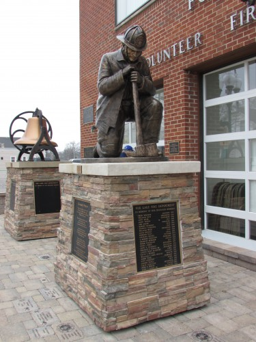 Fox Lake Fire Memorial