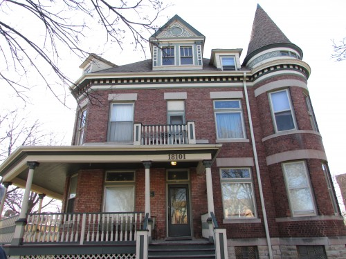 Henry Gottschalk House - Homewood, IL