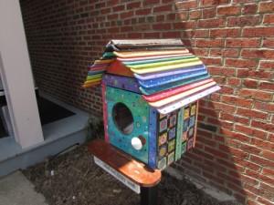 Roland Sardeson Little Library