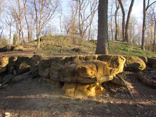 glenwood park sandstone