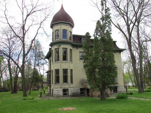 Historic house in Lake Mills