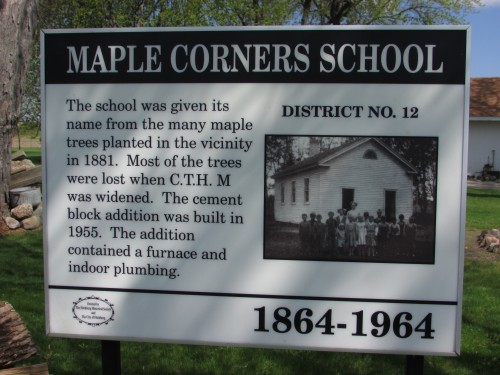 Maple Corners School Fitchburg