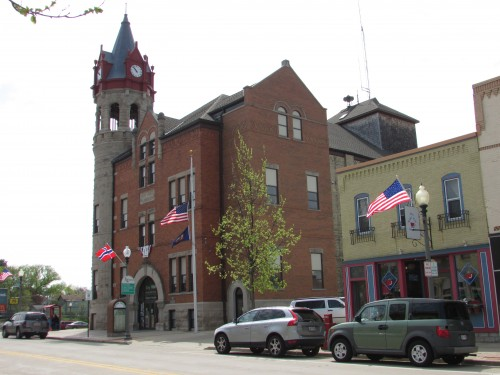 Stoughton downtown Opera House
