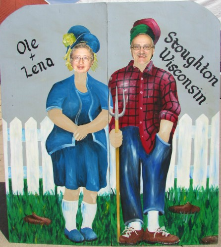 Ole and Lena us Stoughton