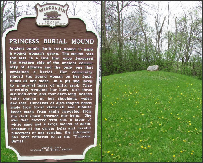 Princess Burial Mound