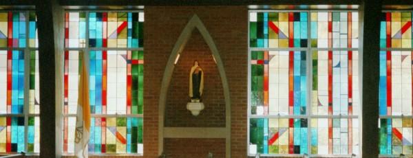 St. Irenaeus windows