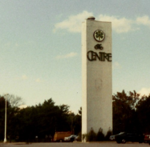 The Centre Tower 1989
