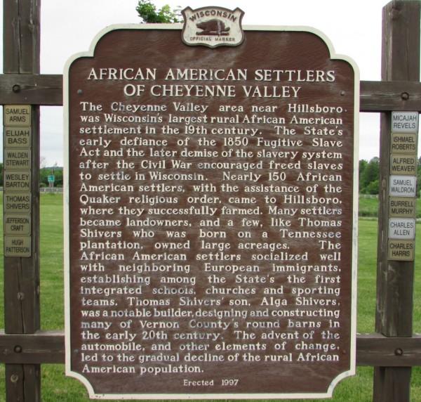 African-American Settlers of Hillsboro