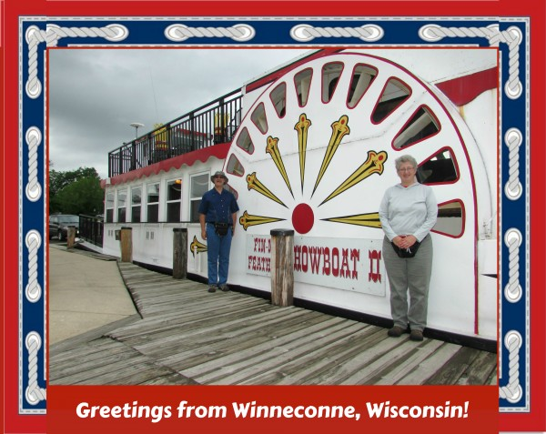 Greetings from Winneconne