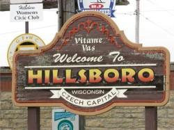 Hillsboro sign