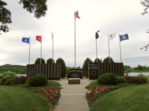 Hillsboro Vets Memorial