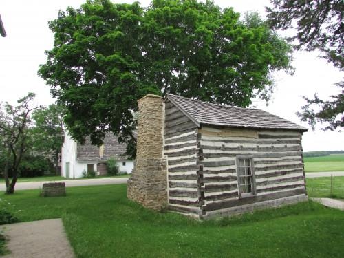 John Goodrich cabin
