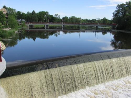 Grafton Dam