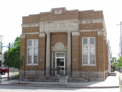 Grafton State Bank building