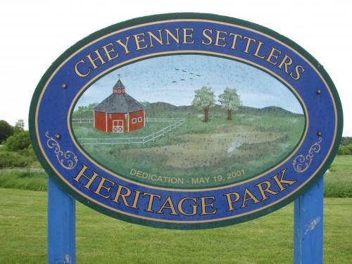 Cheyenne Settler's Heritage Park