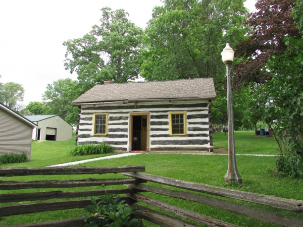 Hillsboro Historic Log Cabin