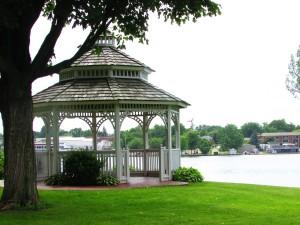 Lake Winneconne Park Gazebo