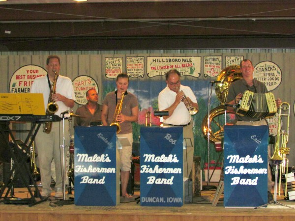Malek Fisherman band