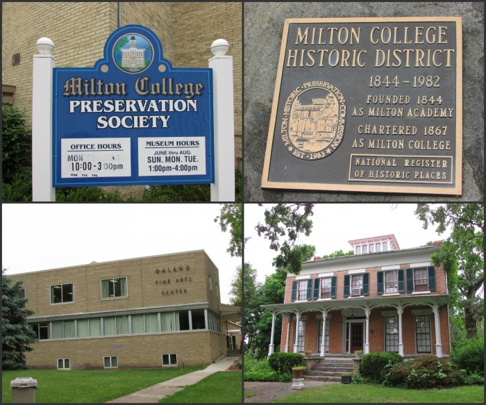 Milton College Collage